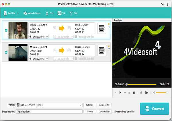 Convert WMV/FLV/MOV/MKV/ MP4/AVI to MTV and Vice Versa with MTV Converter