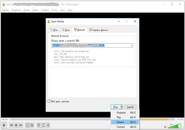 Simply Convert M3U Files with VLC