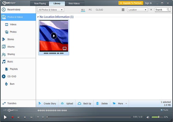 How to Play RM Files with RealPlayer on Mac and Windows?